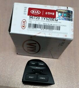 NEW OEM Steering Wheel RH Cruise Control Switch 1Pcs For 2015-2016 Kia Picanto