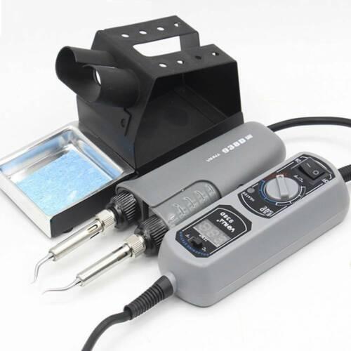 YIHUA Portable Hot Tweezers Mini Soldering Station 938D for BGA SMD Repairing US