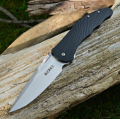 CRKT MJ Lerch Enticer Assisted Opening Linerlock Knife 1060