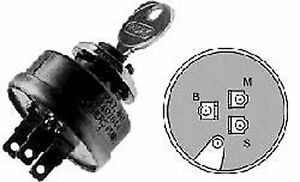 33-391 OREGON IGNITION SWITCH FOR SNAPPER 1-8816, 7018816