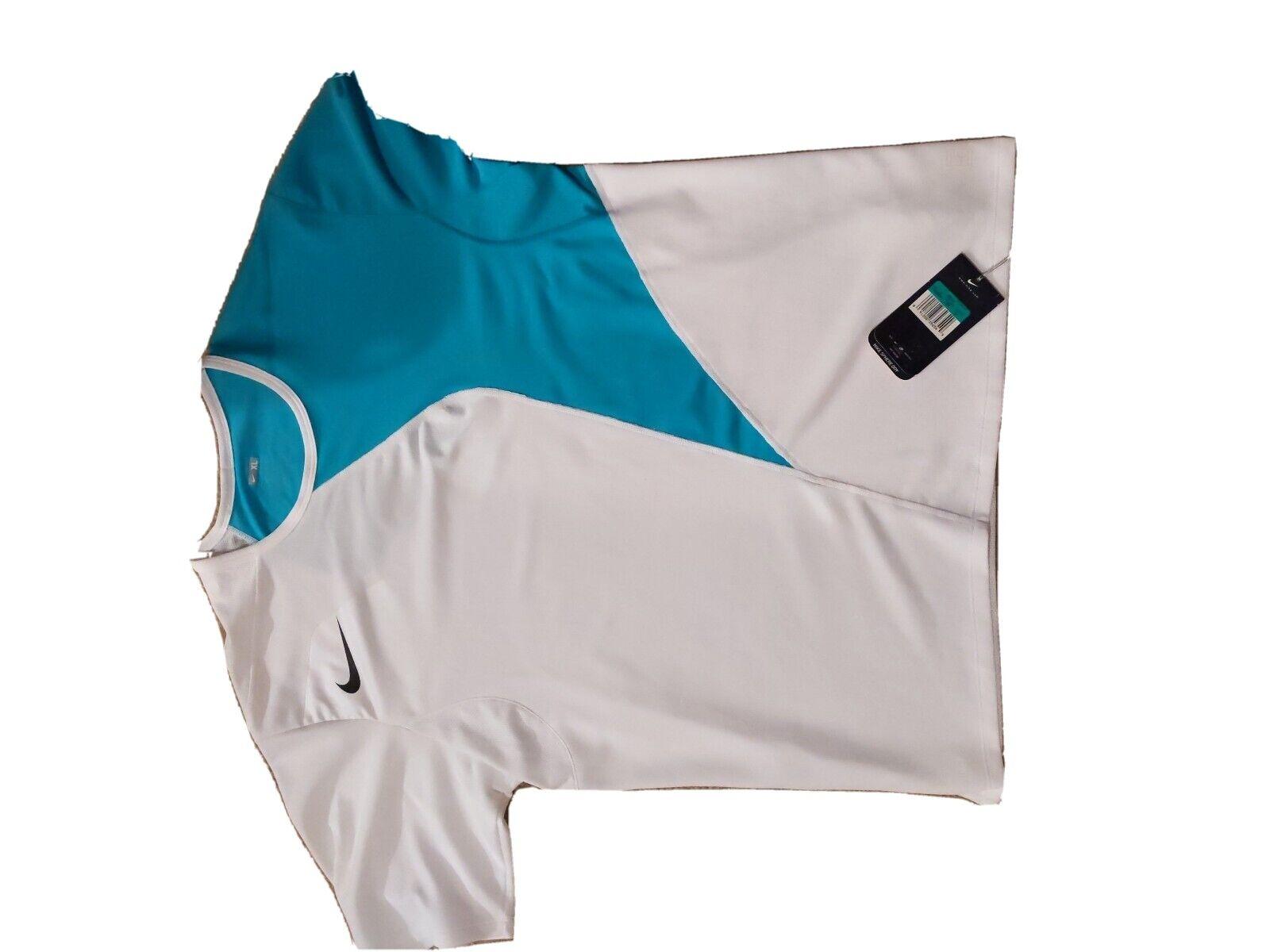 rafael nadal blue shirt