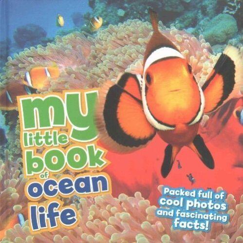 1 of 1 - de le Bédoyère, Camilla, My Little Book of Ocean Life, Very Good Book