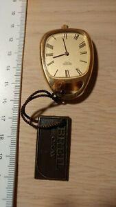 Orologio pendente Breil Okay, movimento meccanico FE Cupillard  233 funzionante