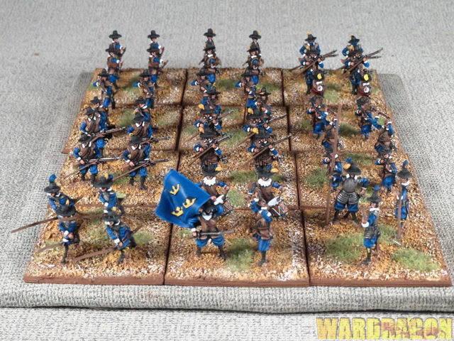 1 72 figuren Wds Pintado schwedische Infanterie q41