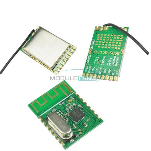 2.4G 500m A7105 Wireless Modul CC2500//NRF24L01//SI4432//CC2530 Transceiver Antenna