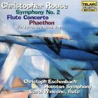 Rouse: Symphony No. 2; Flute Concerto; Phaethon (CD, May-2008, Telarc Distribution)