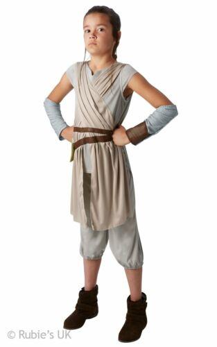Rey Disney Star Wars Costume Deluxe GIRL/'S