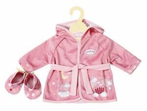 Audacieux Baby Annabell Vêtements-sweet Dreams Nuit Robe-afficher Le Titre D'origine Approvisionnement Suffisant