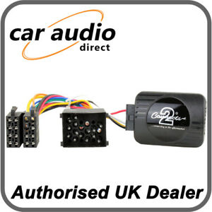 Connects2-CTSBM003-2-Stalk-Adapter-for-BMW-3-5-7-Series-X5-Mini
