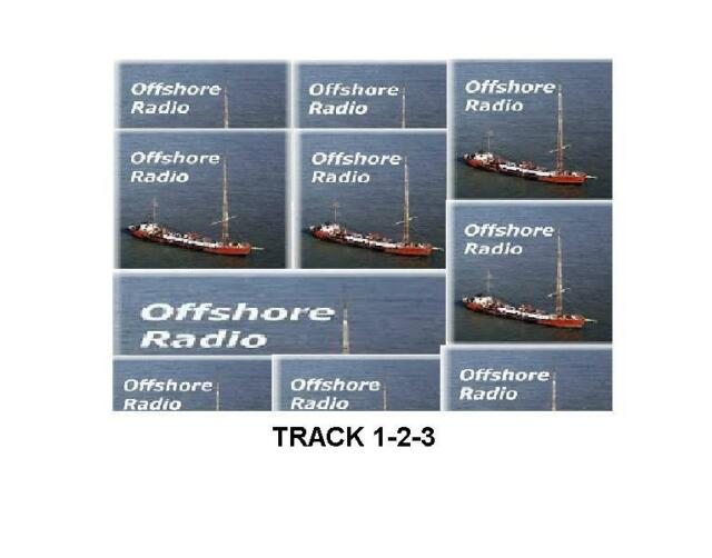 OVER 2 HOURS OF OFFSHORE RADIO - PIRATE RADIO ON 1  DVD
