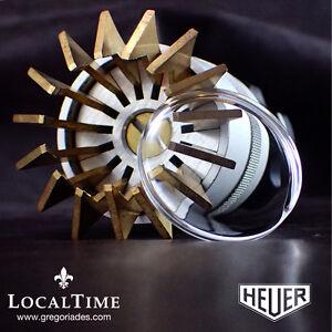 HEUER-Autavia-Diver-Tite-Double-Thick-Deep-Sea-Pressure-Proof-Plexi-Tension-Ring