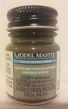 Testors 4884 F414275 Roof Brown 1/2 Oz Flat Acrylic Model Master Acryl