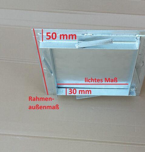 Schachtabdeckung verzinkt begehbar Stahl Schachtdeckel Gullideckel Kanal Gully