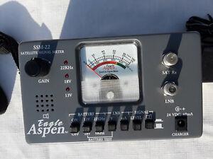 Eagle Aspen 500341 Satellite Finder Meter New