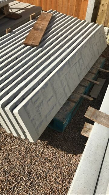 Concrete Posts & Gravel Boards Fence Panels