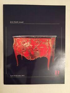 Catalogue Di Vendita Jean-Claude Volpe Gioielli, Libri, Art Asia Drouot 2012