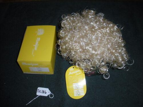 Monique Collection Liza Sz 12-13 Platinum Blonde Doll Wig  DL186