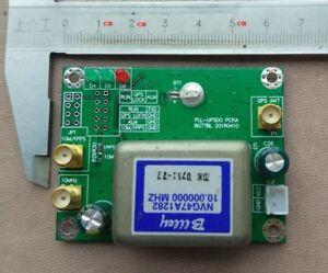 Details about PLL-GPSDO-PCBA GPSDO PCBA Tame Clock Board GPS Board 10M  SINEWAVE