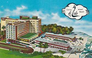 Image Is Loading Lam W Miami Beach Fl Hotel Di Lido