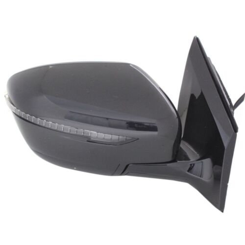 for 2016 2017 Nissan Murano Passenger Right RH Mirror Power With Signal Lamp
