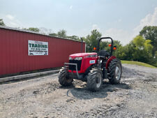2017 Massey Ferguson 2604h 4x4 50hp Utility Tractor With 1 Remote Only 1000hrs