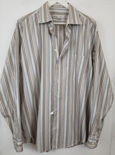 Camisas hombre Botón hombre informales Tamaño delantero de para Lote Vestido Pronto 4 Xl 6PFww0qO