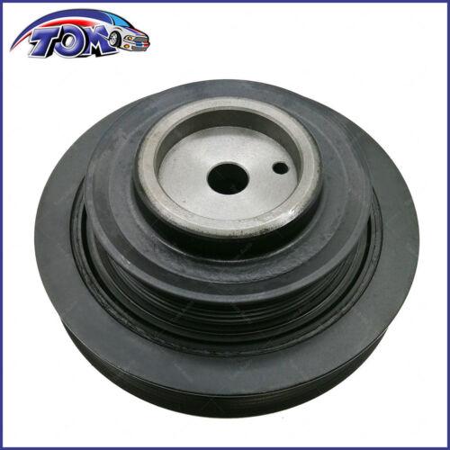 Harmonic Balancer Crankshaft Pulley For 02-06 XG350 Santa Fe Amanti Sedona 3.5L