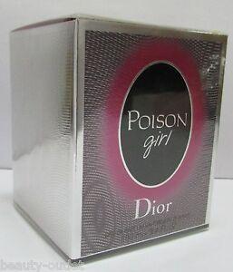 Christian Dior Poison Girl Edp 100ml 34oz Eau De Parfum New In Box