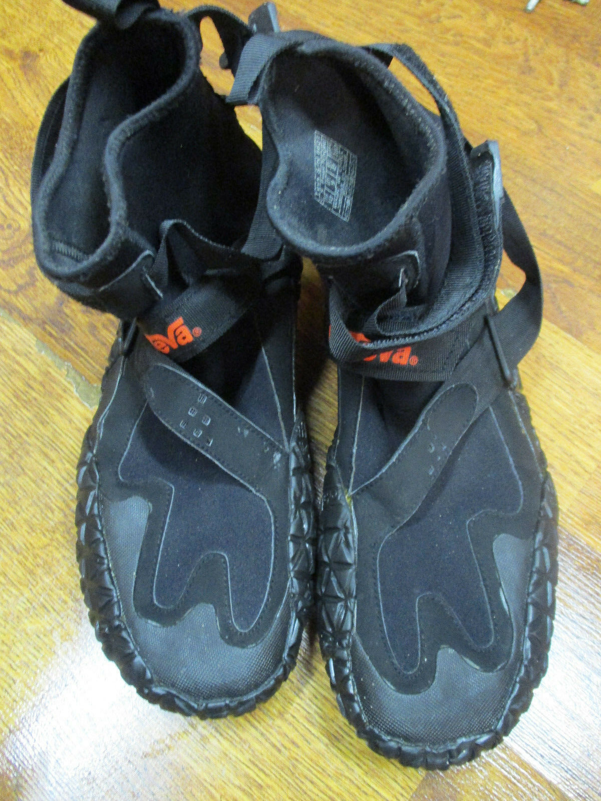 TEVE SIDEWINDER S N 6627 BOOTS SIZE 10