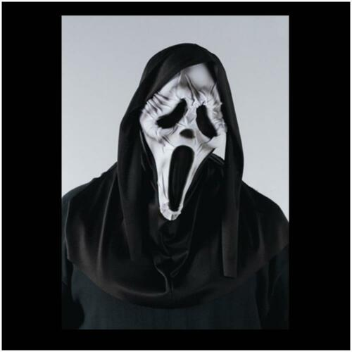 Scream Mask Ghost Mummy Face  Official Licenced  Halloween Hooded