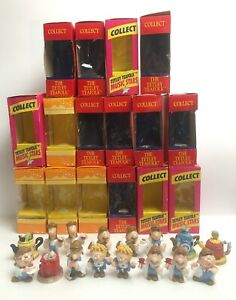 16-Tetley-Tea-Folk-Figures-Music-Stars-Teapots-Collectable-1995