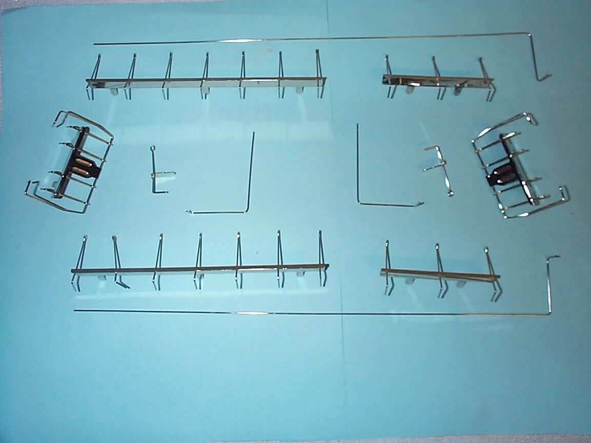 FM TRAINMASTER COMPLETE HANDRAIL KIT FOR LIONEL 2321 2331 2341 MINT NOFS
