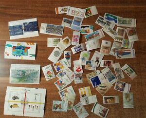 Germany-Federal-Frg-vintage-yearset-1998-Postmarked-Used-complete-2