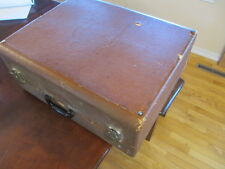 suitcase style case for Hohner Vintage Accordion no brand brown lined