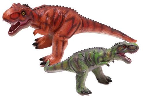 "Gros 23/"" Soft T-Rex Dinosaure-SV3742 Dino FIGURINE JURRASIC préhistorique T-Rex"