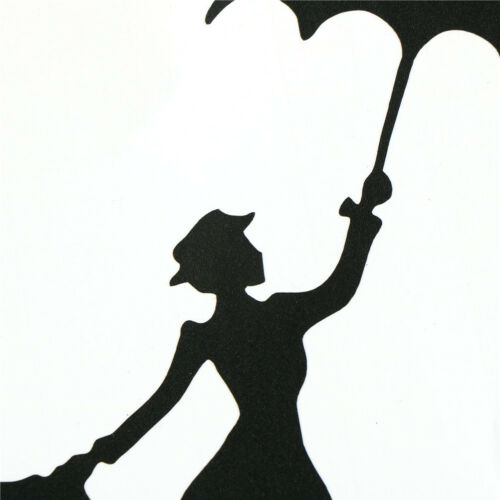 mary poppins bedroom light switch stickers wall decals BRFBv!