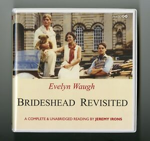 Brideshead-Revisited-by-Evelyn-Waugh-Unabridged-Audiobook-10CDs