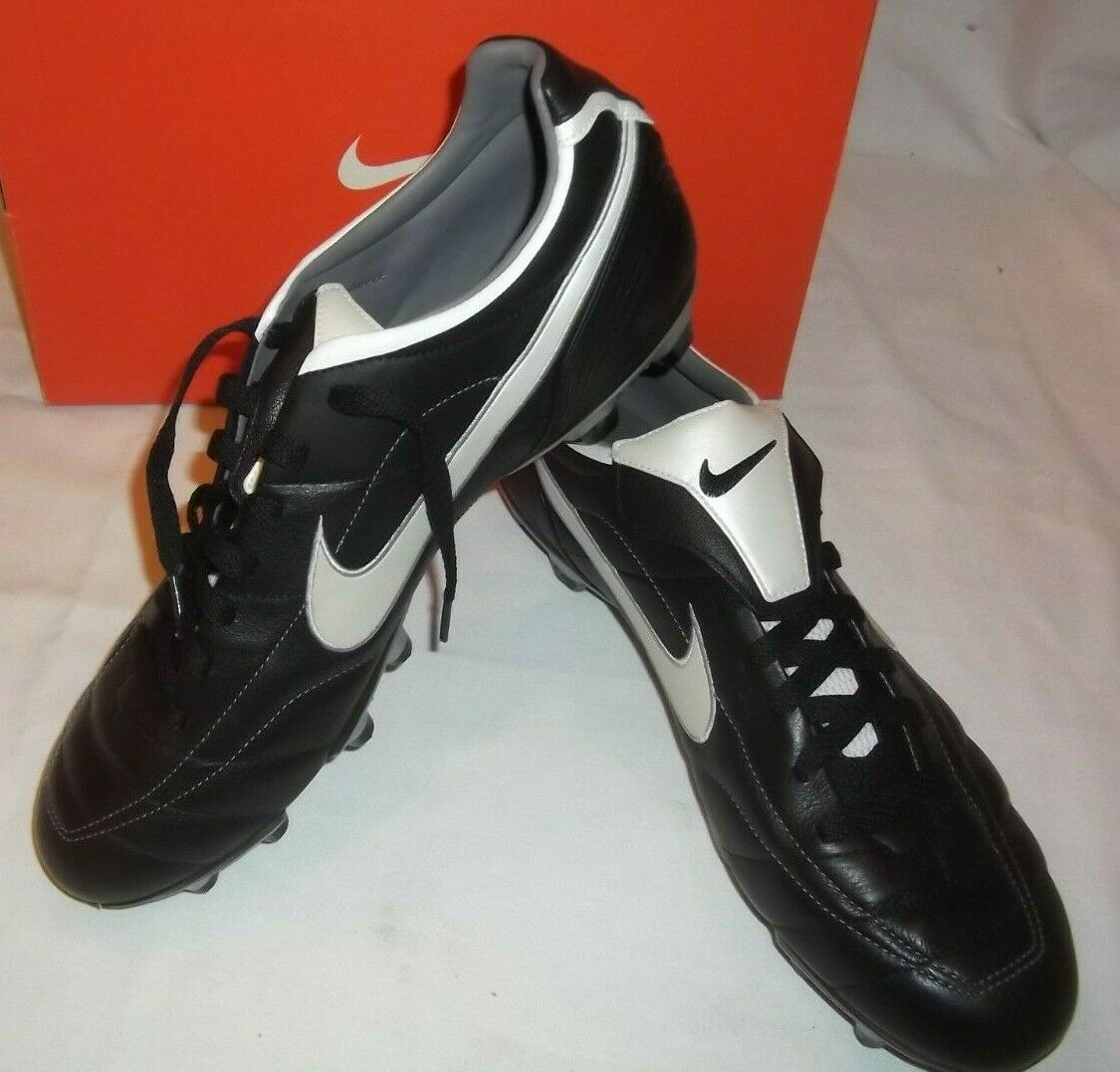 NIKE TIEMPO MYSTIC FG MENS SOCCER CLEATS NEW SIZES 12 12.5