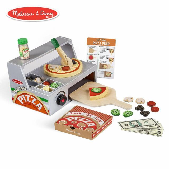 Melissa Doug Wooden Kitchen Accessory Set For Sale Online Ebay