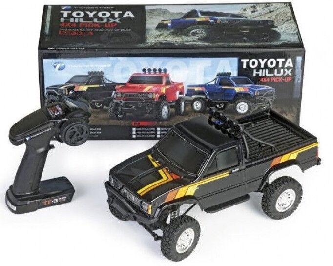 grispner Mando a Distancia Toyota Hilux Camioneta Negro Nuevo Empaquetado F133