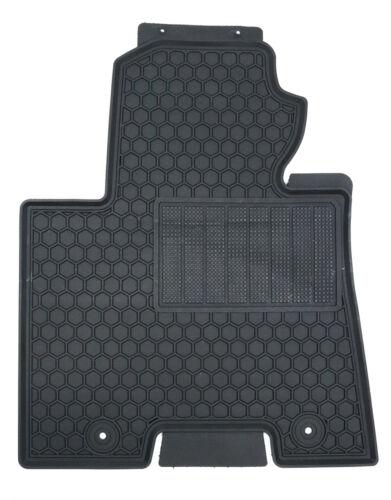 Floor Mats for 2016-2018 Hyundai Tucson Custom Fitment Black Rubber All Weather