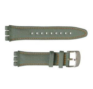 NEU-Band-strap-bracelet-cinturino-Swatch-Irony-NEW-Chrono-L-039-HEURE-DU-MARAIS