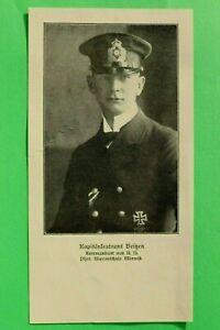 UM1-Marine-Kapitaenleutnant-Beitzen-1914-1918-U-Boot-Kommandant-U-75-1-WK-WWI