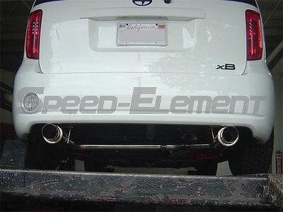 Scion Tc Performance Parts >> Scion 12 13 14 15 xB Tsudo Dual Fireball Axle Back Exhaust ...