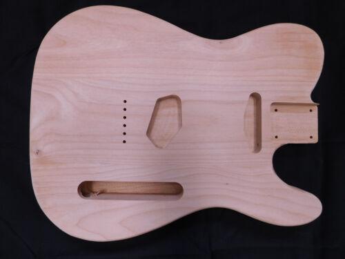 Alder T-Style Guitar Body