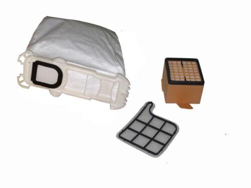 Filterset geeignet für VORWERK Kobold 136 mit Mikrofilter Staubsaugerbeutel