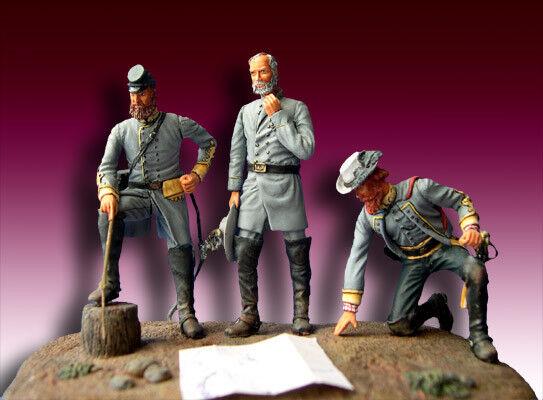 LA BAGröße BAGröße BAGröße DE CHANCELLORSVILLE - Figurines résine NIMIX KENOX 54 mm - Ref. KW10 9d8a2d