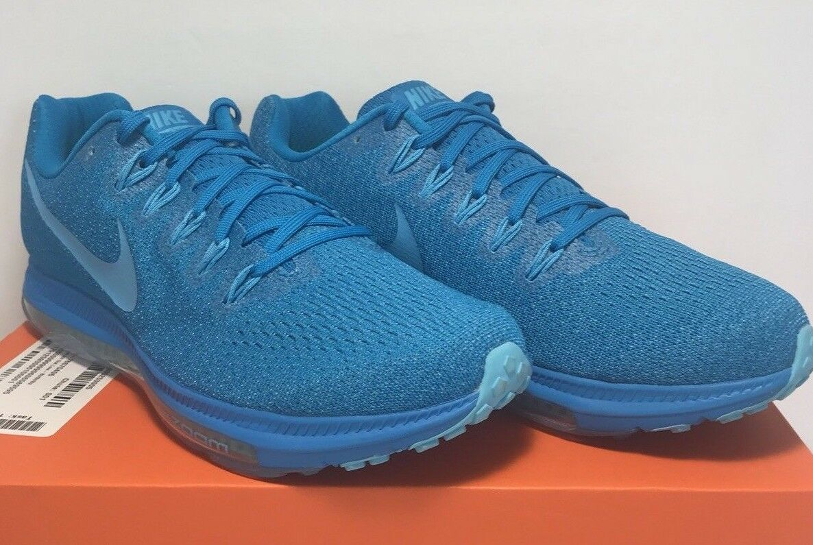 Nike Mens Size 8 Zoom All Out Low Orbit bluee Atheltic Training Running shoes