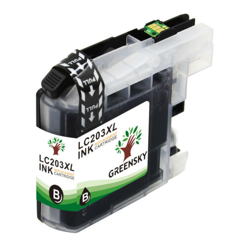 LC203 XL Ink Cartridges Lot For Brother LC201 MFC-J460DW MFC-J480DW MFC-J485DW