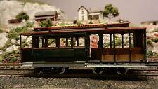 Bachmann HO San Francisco Cable Car, Exc